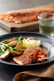 Wild Silver Salmon Fillets