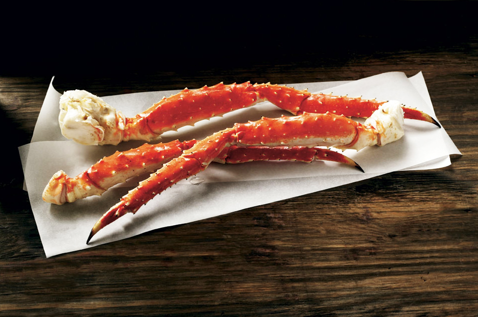 Red King Crab Legs 3 Lbs