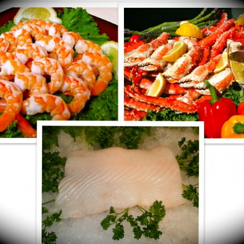 Alaska Seafood Trio Gift Package