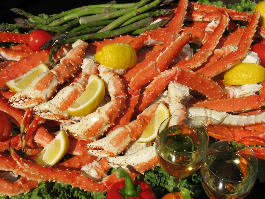 Giant King Crabs King Crab Legs