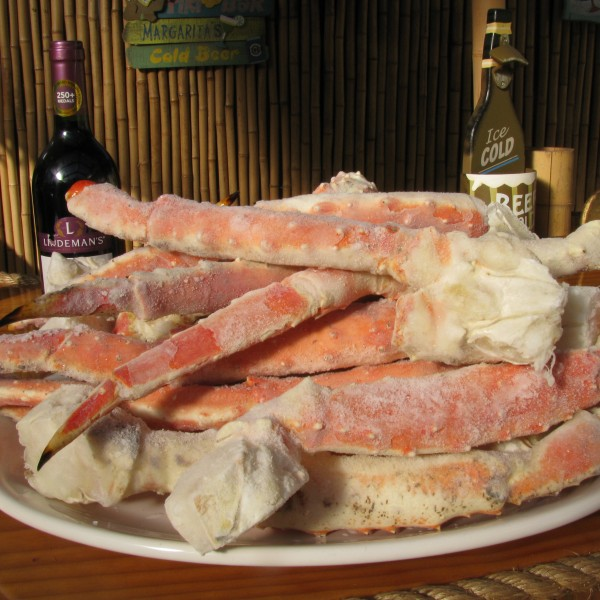 Red King Crab Meat