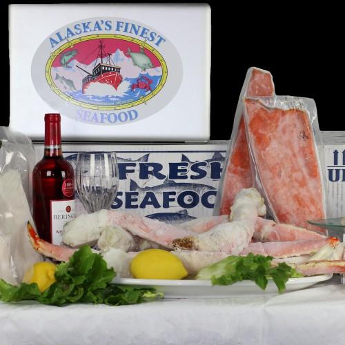 quartet seafood gift